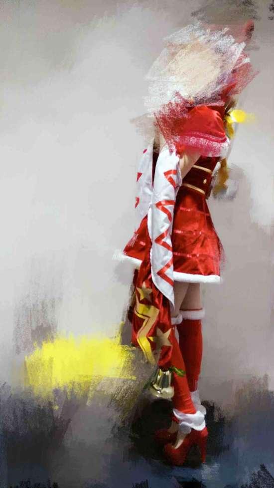 上海市,王者荣耀,求约展,求摄影,圣诞貂蝉,