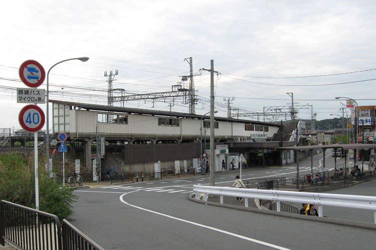 京阪六地藏站
