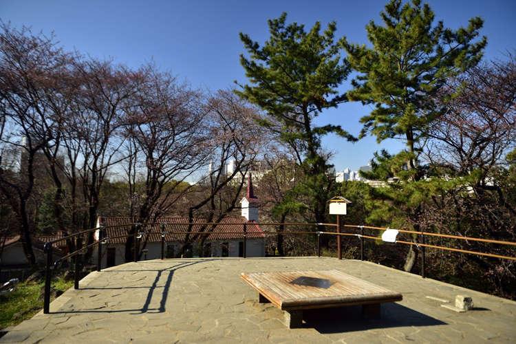 户山公园 活动指数:0