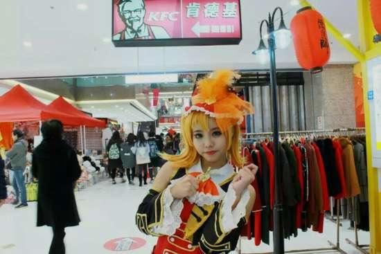 上海市,cos,场照,