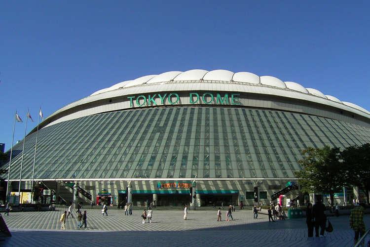 东京巨蛋 活动指数:0