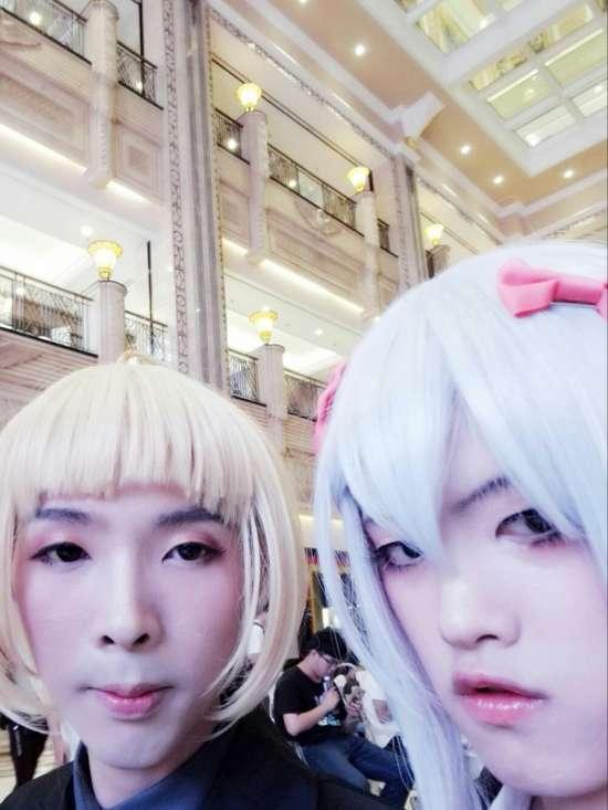 上海市,cos,场照,求拍肩,求约展