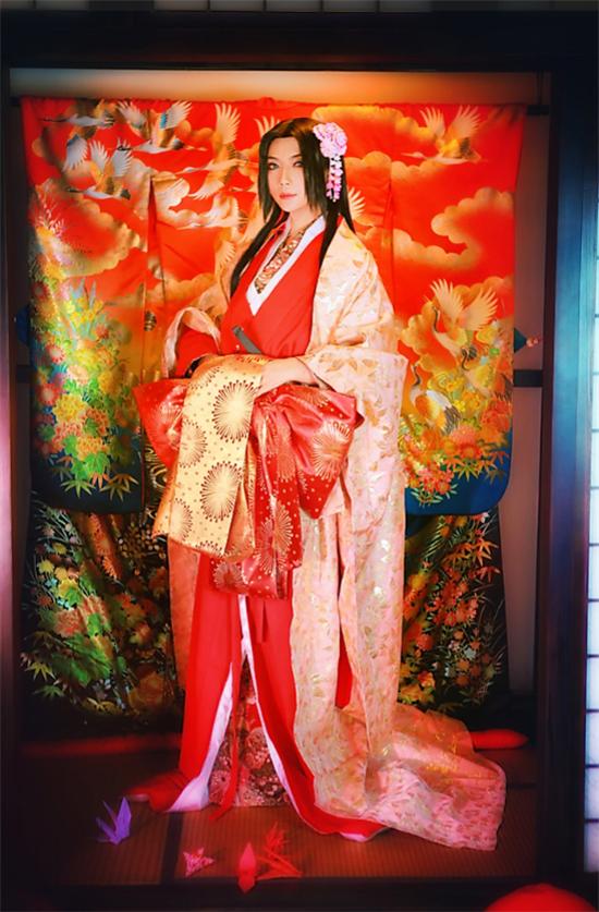 风流天下_2016国风动漫音乐节上海站 嘉宾介绍——coser紫堂宿