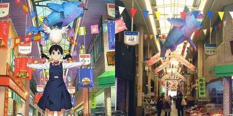 【圣地巡礼repo】玉子市场@京都