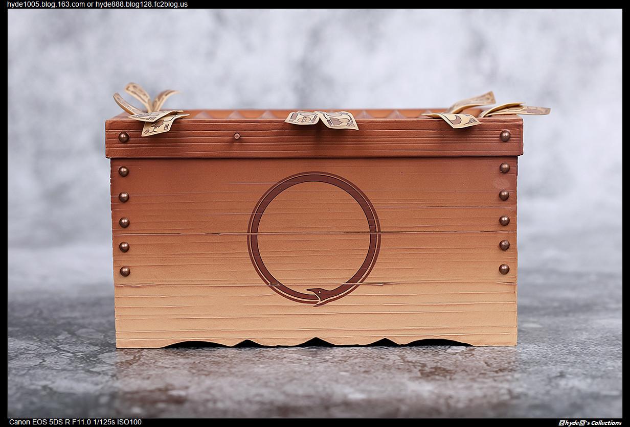 游戏 木头箱子原画