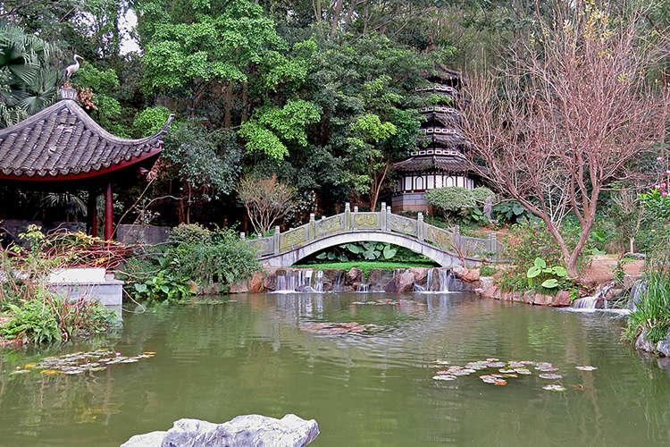 深圳市园博园