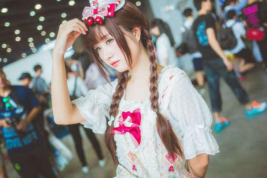 lolita 小裙子