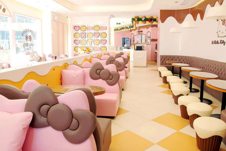 BONBONS Hello Kitty Cafe(深圳店)