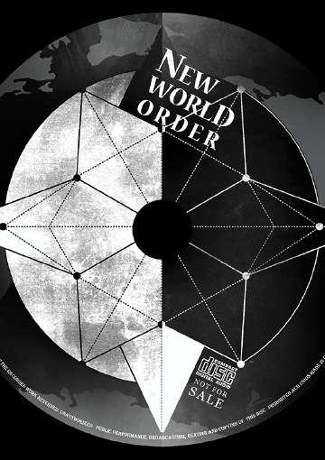 NEW WORLD ORDER——中日合辑
