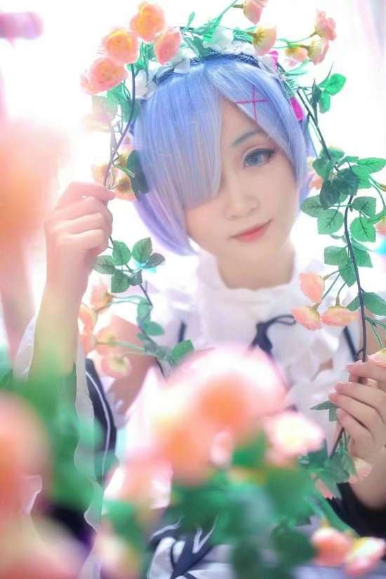 接妆 妆娘 cosplay