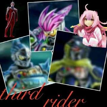 third rider工作室