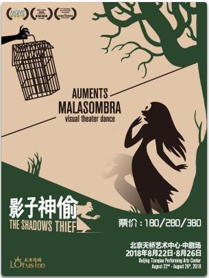 2018西班牙多媒体魔幻卡通剧《影子神偷》 北京站