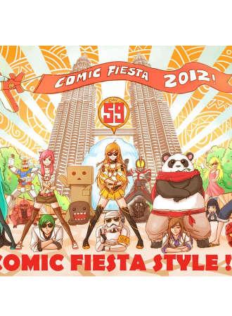 Comic Fiesta 2012