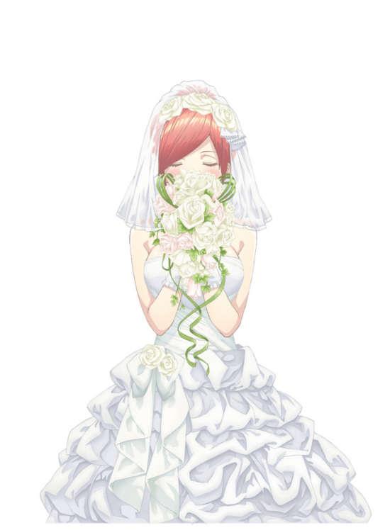 五等分的新娘