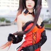 武汉,狂三,兔女郎,COS,cosplay