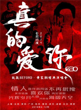 真的爱你-2019致敬BEYOND·黄家驹演唱会-北京站
