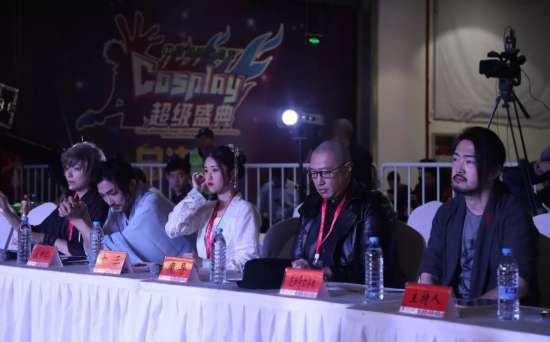 中国国际动漫节,COSPLAY