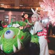 阴阳师 漫展 cosplay 音乐剧 上海世纪汇
