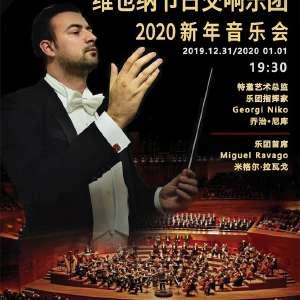华艺星空·维也纳节日交响乐团2020新年音乐会-上海站插图