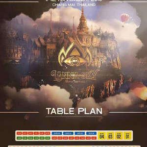 泰国清迈Lanna Sky音乐节插图