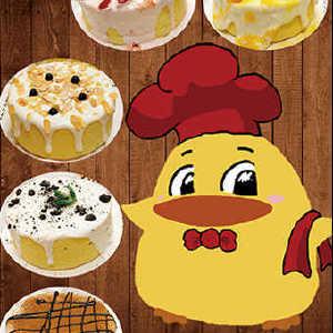 大鸭烘焙-雪崩泥石流蛋糕DIY插图