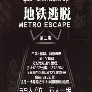第二季上海地铁逃脱插图