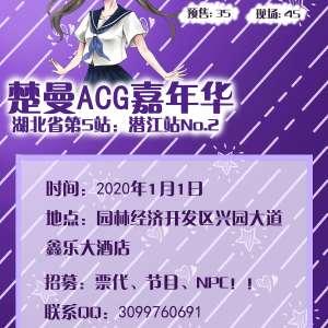 楚曼ACG嘉年华潜江站插图