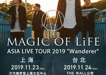 【展宣】「LIVE HUNTER 2019」 MAGIC OF LiFE LIVE TOUR 2019 \\\