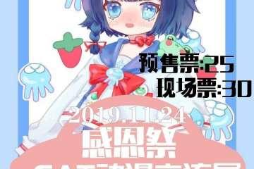 益阳GAT动漫交流感恩祭