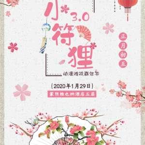 小符狸动漫游戏嘉年华3.0插图