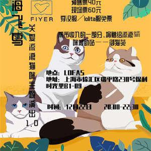 上海飞鸟关爱流浪猫咪主题演出 1.0插图