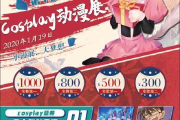 第十届 PAT cosplay 动漫展