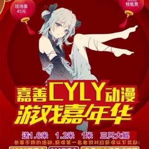 嘉善CYLY动漫游戏嘉年华2.0插图