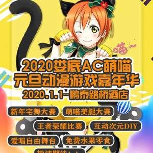 2020娄底AC萌喵动漫游戏嘉年华插图