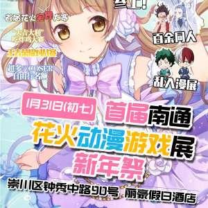 南通首届花火动漫新年新年祭插图