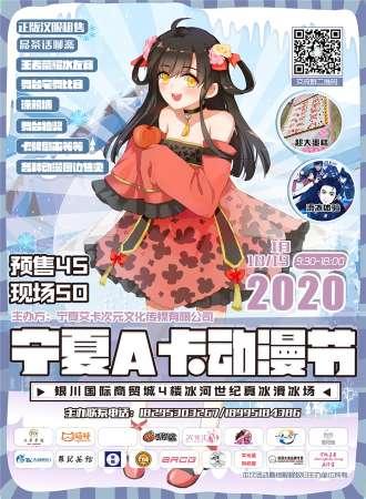 2020宁夏A卡动漫节