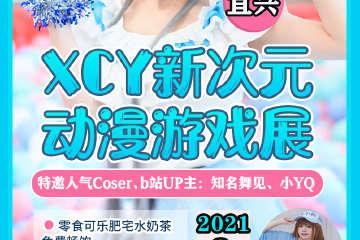宜兴XCY新次元动漫游戏展