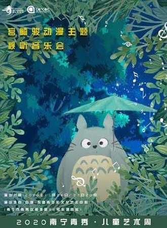 《宫崎骏动漫主题作品》音乐会
