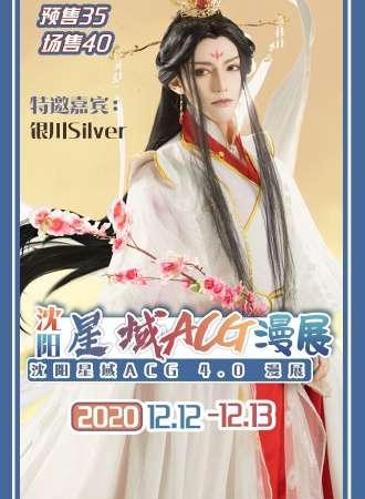 沈阳星域ACG Bs4.0动漫狂欢节