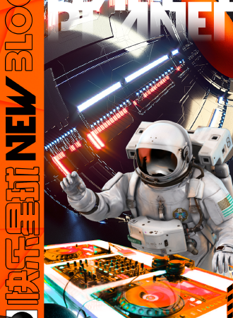 NewBlood电音节·沈阳站·5.1快乐星球主题