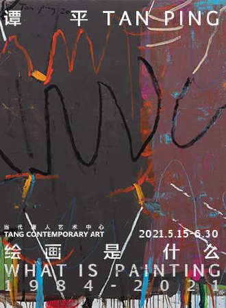 谭平:绘画是什么 1984-2021