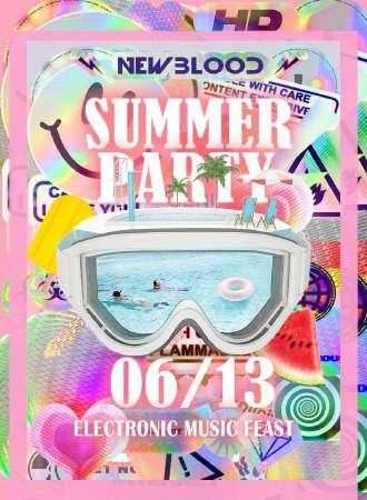 NewBlood电音节·沈阳站夏日SPARK主题