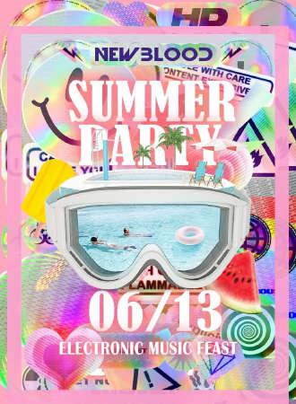 NewBlood电音节·石家庄站夏日SPARK主题