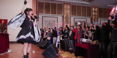 【面具的游展】武汉第三届THO东方枫月祭
