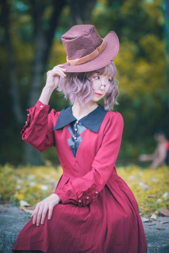 lolita,漫展,美少女,