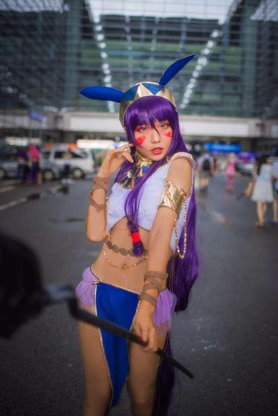 深圳动漫节,cosplay,场照,