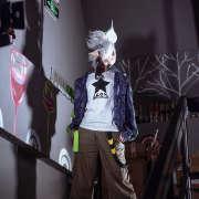 cos,动漫,凹凸世界,cosplay,格瑞