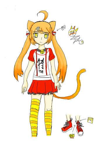 昴橙子和茶姐